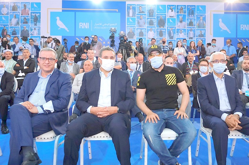 الدوزي أمام أخنوش: أنا معجب ببرنامج الأحرار.. بداية لتغيير إيجابي للمشهد السياسي