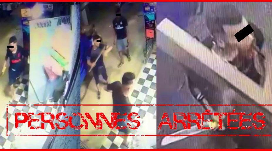 فاس. رصاصات الأمن تنهي عربدة عصابة مسلحة على محلات تجارية