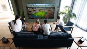 تلفزيونات أوليد من LG توفر عروضا مغرية لعشاق الرياضة