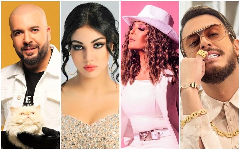نجوم مغاربة يتنافسون على لقب 'نجم الغناء العربي' في لبنان