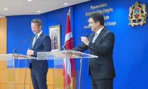 وسط الأزمة مع إسبانيا. بوريطة: دور الدنمارك كبير في تعزيز علاقاتنا مع الاتحاد الأوروبي