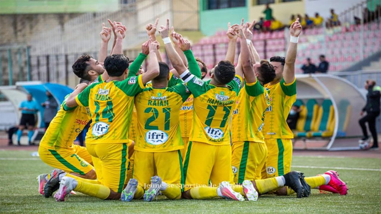 الاتحاد الجزائري يريح لاعبي 'القبائل' استعدادا للنهائي مع الرجاء