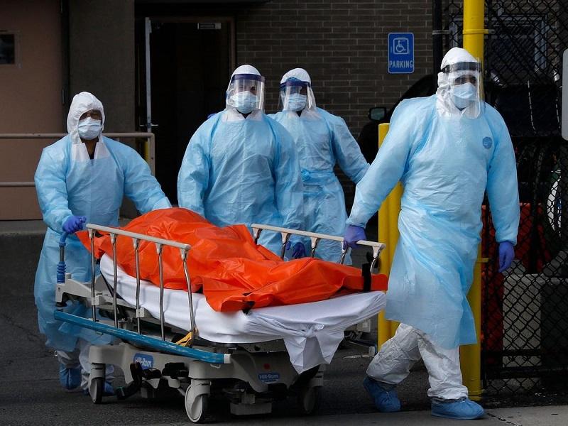 الصحة العالمية تسجل 64 ألف حالة وفاة بكورونا حول العالم في أسبوع
