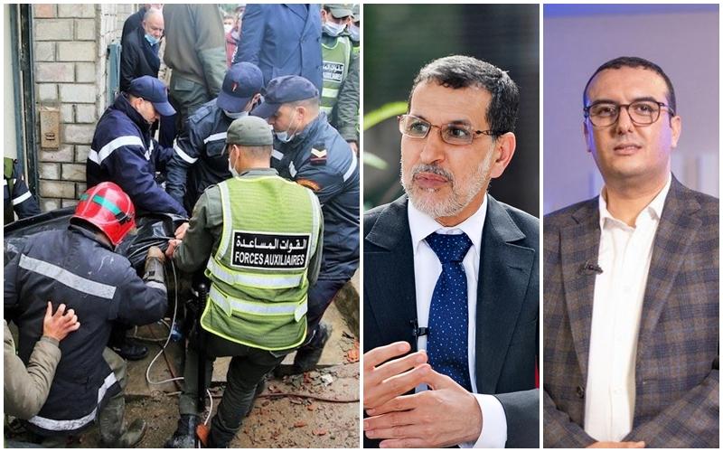بعد 4 أشهر من الفاجعة.. عائلات ضحايا 'معمل طنجة' غاضبة من تهرب العثماني و'الوزير الأعجوبة'