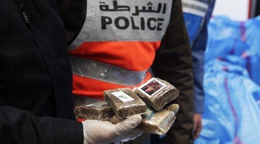الناظور. اعتقال مواطن فرنسي متورط في محاولة تهريب طن من المخدرات