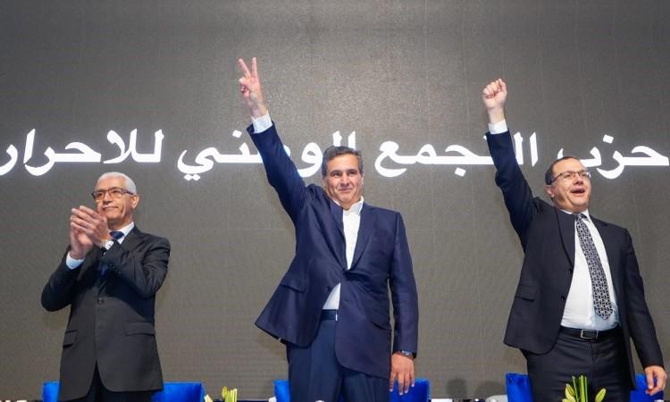 عاجل   نتائج الانتخابات: التجمع الوطني للأحرار ينال ثقة المغاربة ويتصدر النتائج بـ97 مقعدا