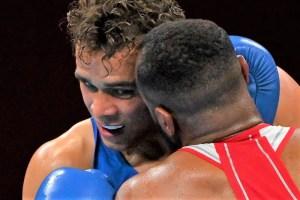 على طريقة تايسون.. ملاكم مغربي يعض منافسه في أولمبياد طوكيو!