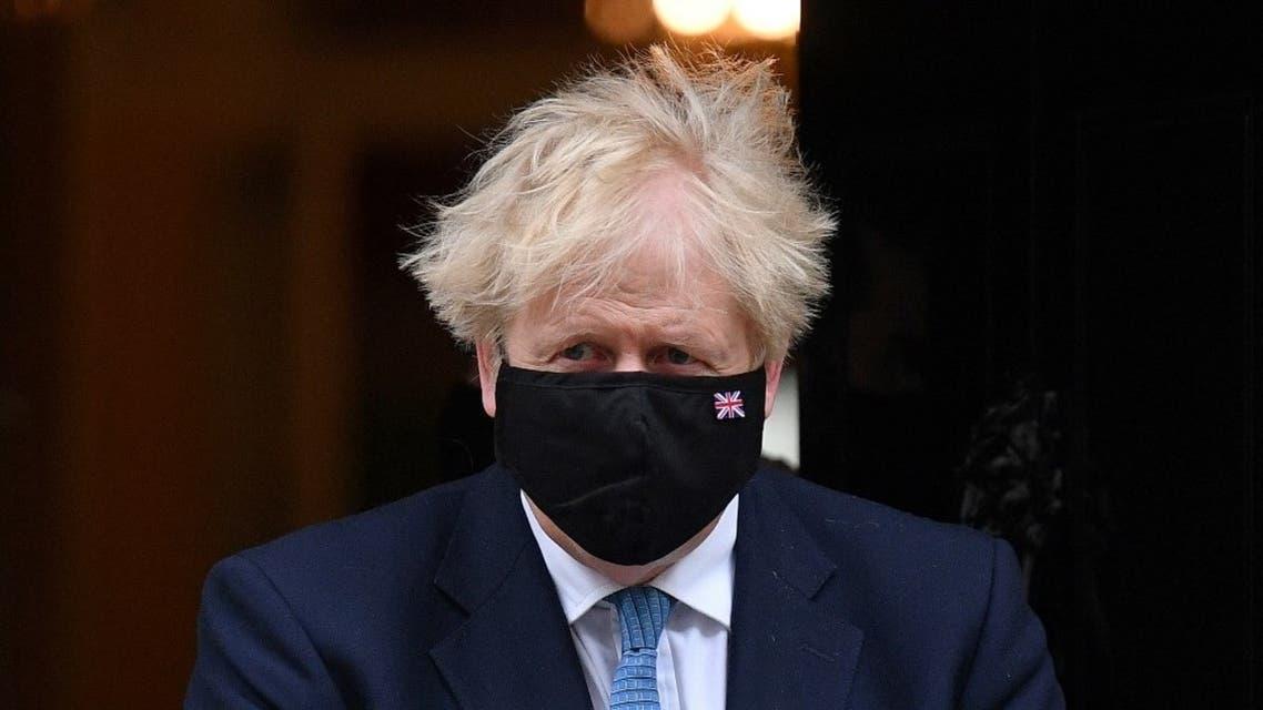 جونسون: لا كمامة في بريطانيا بعد أسبوعين.. لكنني سأظل أرتديها