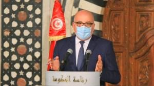 الرئاسة التونسية تعلن إقالة وزير الصحة بعد توالي فضائح كورونا