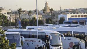 بعد شهور من الإغلاق.. محطة 'أولاد زيان' تفتح أبوابها أمام المسافرين الاثنين المقبل