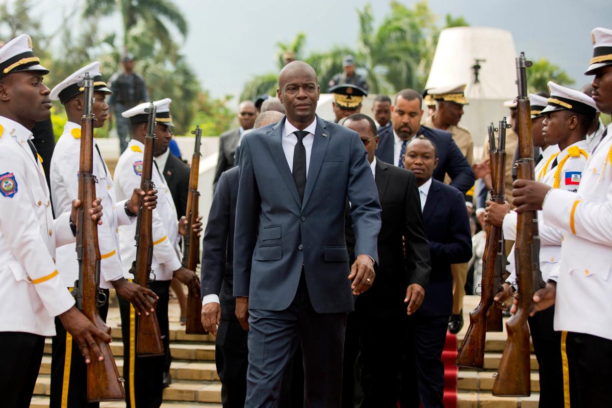 تفاصيل اغتيال رئيس هايتي.. وحدة كوماندوز  مدججة بالسلاح تضم 26 كولومبيا وأمريكيين