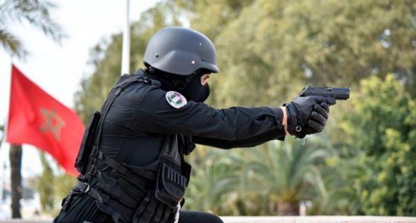 كان في حالة سكر واندفاع.. الأمن يطلق الرصاص على شخص هائج بالرباط