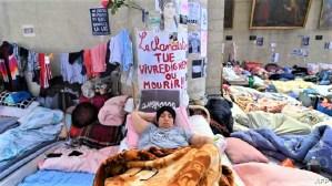 بعد شهرين من الاحتجاج.. مهاجرون من الجزائر والمغرب يعلقون إضرابا عن الطعام ببلجيكا