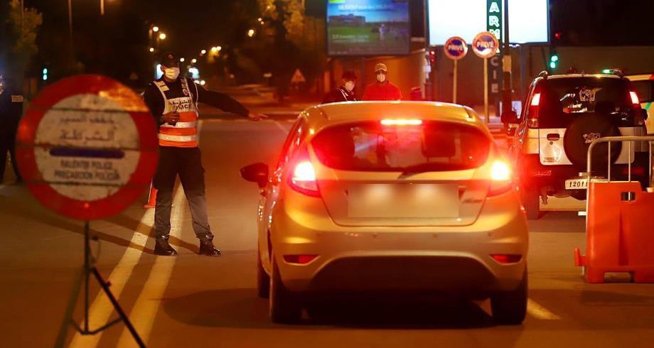السياقة الاستعراضية والخطيرة تسقط 33 سائقاً في قبضة الأمن بالرباط