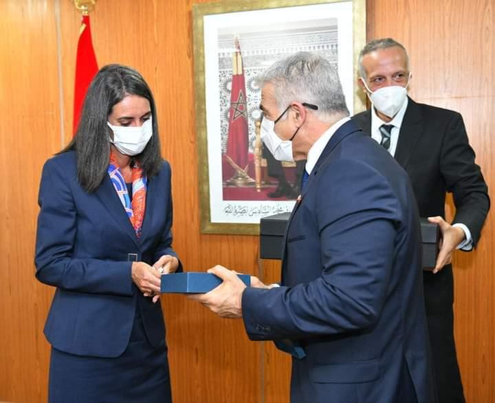 التعاون السياحي محور جلسة عمل بين نادية العلوي ووزير خارجية إسرائيل