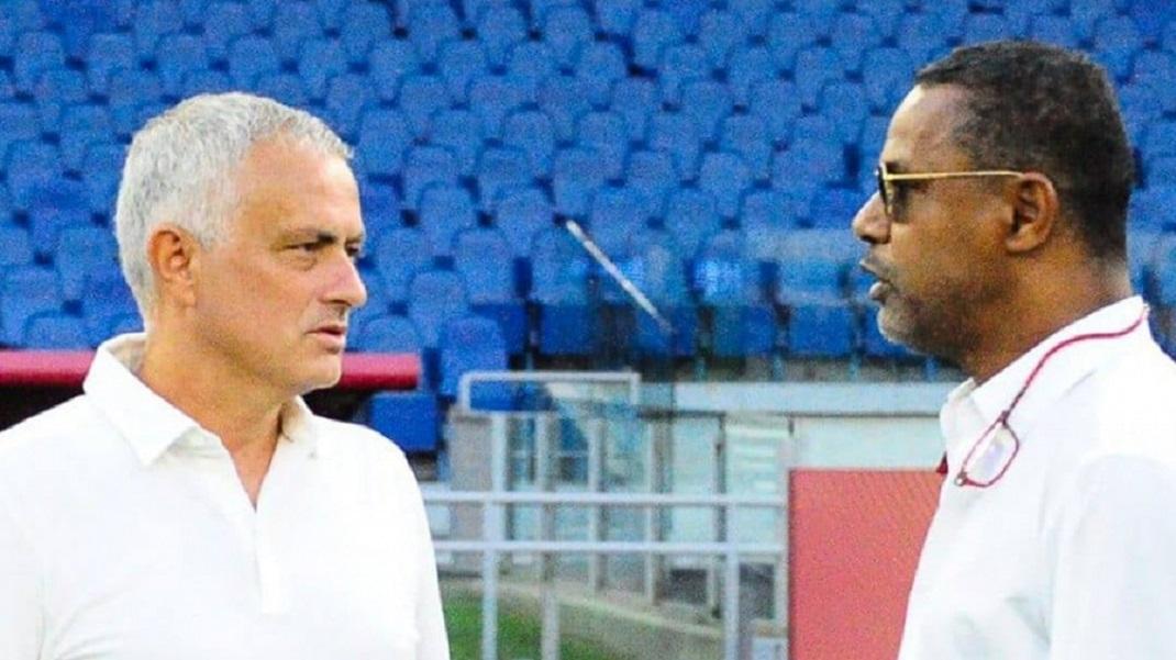 مورينيو: الرجاء من كبار إفريقيا افتقد للمسة الأخيرة ضد روما