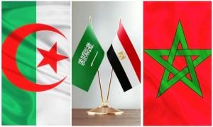 اتصالات سعودية ومصرية رفيعة المستوى لحل أزمة الجزائر مع المغرب