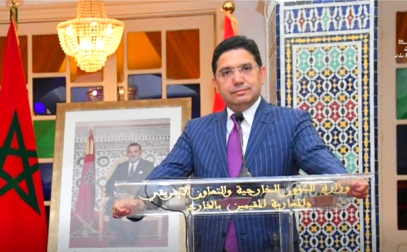 بوريطة: المشاركة الكثيفة في الانتخابات تجسد تشبت ساكنة الصحراء المغربية بالوحدة الترابية