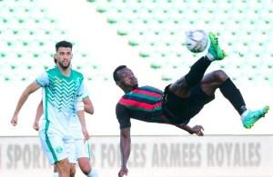 كأس العرش | الجيش إلى النهائي بعد فوزه على رجاء بني ملال