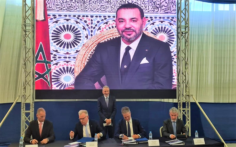 شركتا 'سابكا' و'بيلاتوس' تبرمان عقدا للتجميع الكامل لطائرات بي سي 12 في المغرب