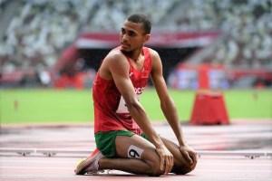 أولمبياد طوكيو | تأهل المغربي عبد اللطيف صديقي إلى نصف نهاية سباق 1500م