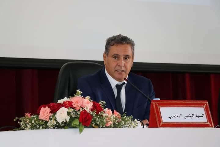 عقب انتخابه رئيساً لجماعة أكادير.. أخنوش: سنعمل مع الجميع لحل مشاكل المدينة