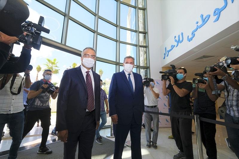 بنعلي بعد لقاء أخنوش: نؤيد التوجهات التي تخدم مصلحة الناخب المغربي