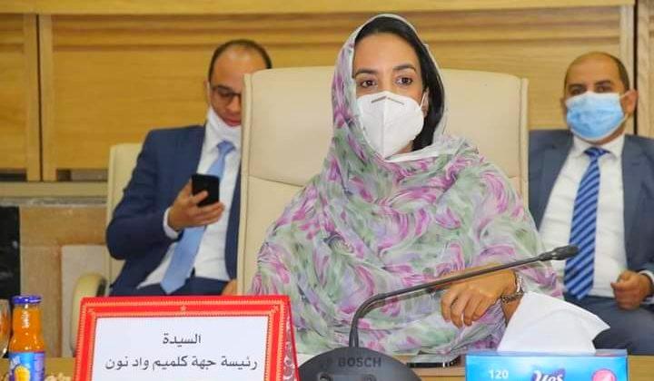 مجلس جهة كلميم يدين قرار المحكمة الأوروبية ويشجب التشكيك بمغربية الصحراء