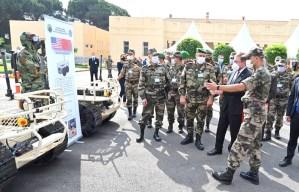 رائد إقليميًا.. أمريكا تشيد بقوة الجيش المغربي في مكافحة المخاطر النووية والكيماوية