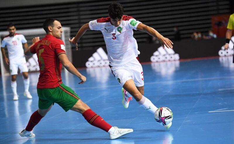 مونديال الفوتسال. المغربي يوسف جواد ضمن أفضل لاعبي الدور 1