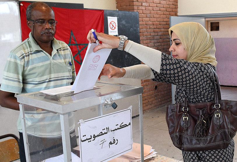 انتخابات 2021    نسبة المشاركة في التصويت تصل 12 بالمائة إلى حدود 12 زوالاً