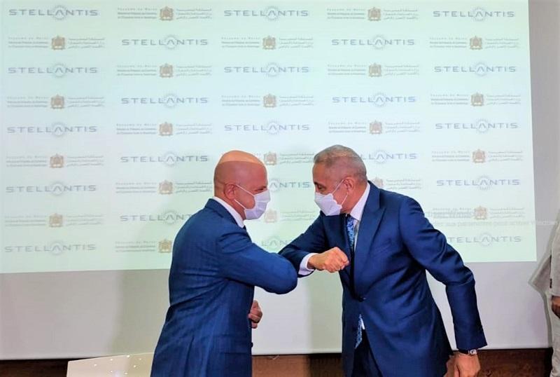 """صناعة السيارات   شركة """"Stellantis"""" تحدث 3 آلاف منصب شغل جديد بالمغرب"""