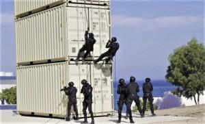 تعاون مغربي ـ أمريكي..البحرية الملكية تستفيد من تدريب عسكري على تقنيات الإنزال السريع
