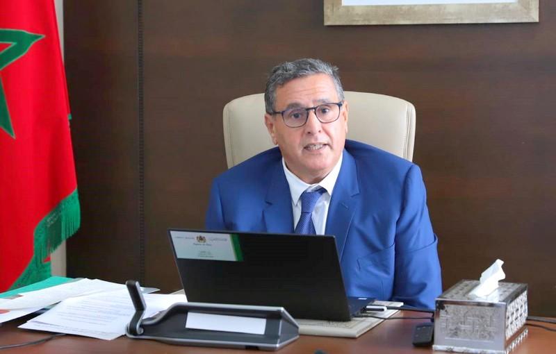 أخنوش: الحكومة ستكون في مستوى الطموح الملكي في تمكين العيش الكريم للمغاربة
