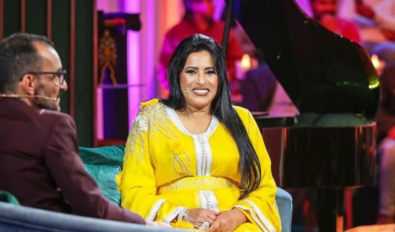 نجاة عتابو تخرج عن صمتها ضد إشاعة تعرضها لحادث خطير