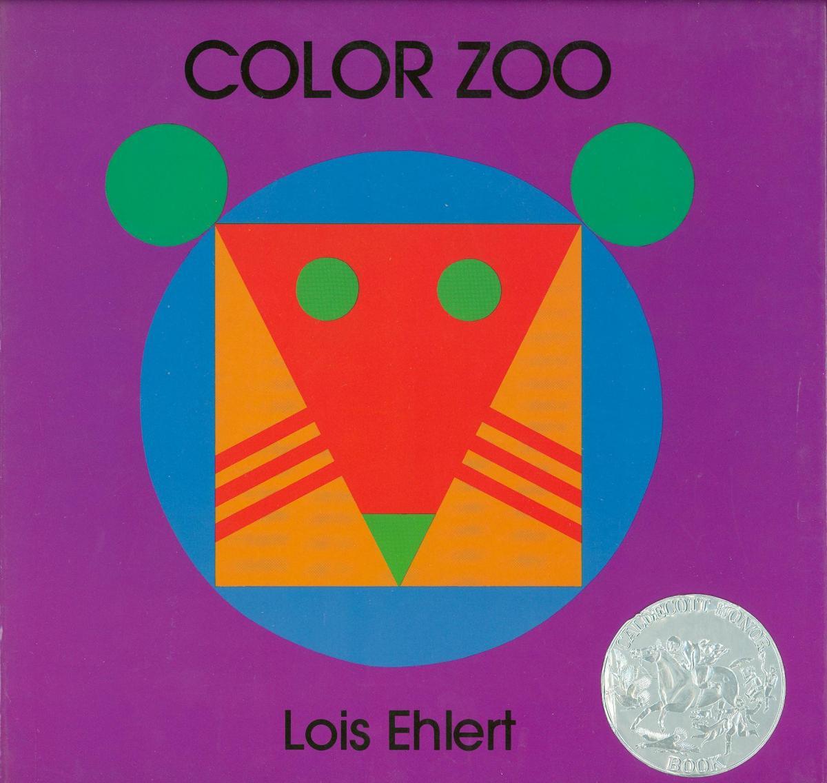 Color Zoo Caldecott Honor Book