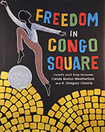 Book cover image: Freedom in Congo Square