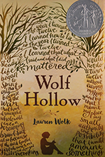 Book cover image: Wolf Hollow