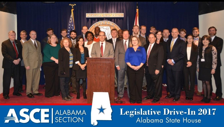2017 Legislative Drive-In Group Photo