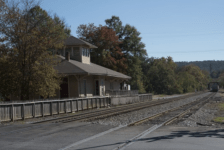 Leeds is an old railroad town, and its leaders are careful to preserve and honor that history while welcoming new businesses. (Brittany Faush / Alabama NewsCenter)