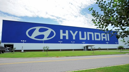 Hyundai Motor Manufacturing Alabama opened in 2005 and has been growing ever since. (Hyundai)