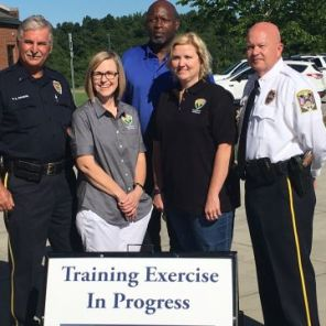 Jefferson County training program is one of the first of its kind. (Brittany Faush-Johnson/Alabama NewsCenter/Alabama NewsCenter)