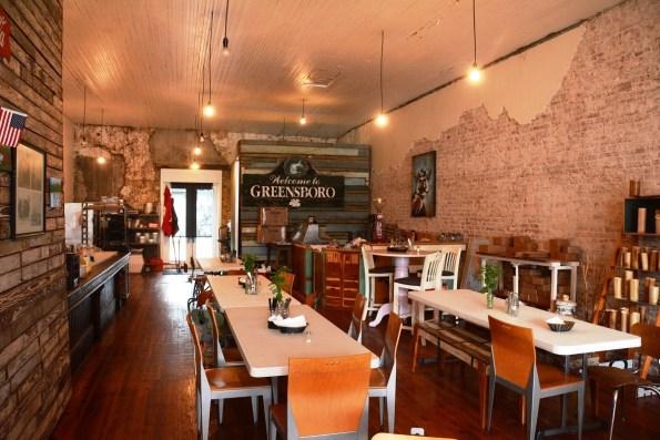 Pie Lab in Greensboro. (Karim Shamsi-Basha / Alabama NewsCenter)