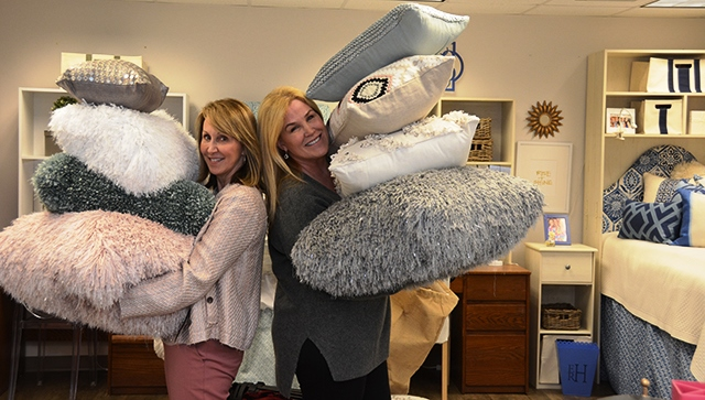 Dorm Decor furnishes college rooms all over the country from Alabama