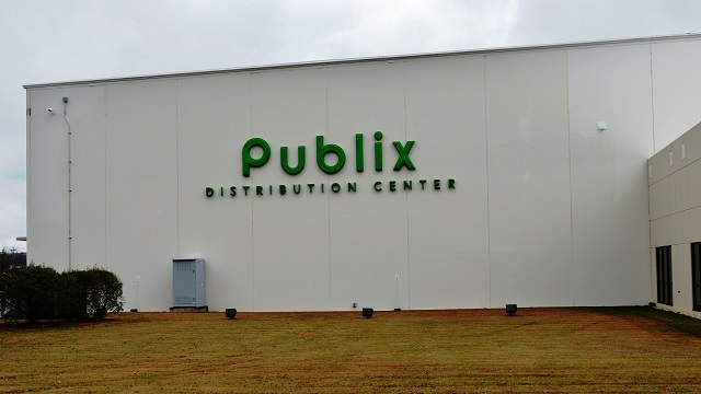 Publix Super Markets is now operating its 638,000-square-foot distribution center in McCalla. (Michael Tomberlin)