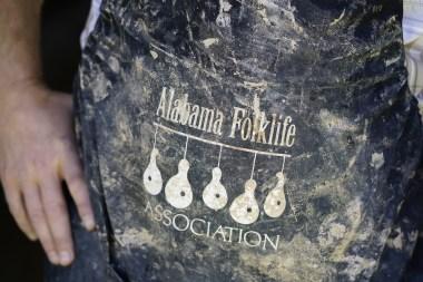 Alabama clay combines with homegrown talent at Miller's Pottery. (Mark Sandlin / Alabama NewsCenter)