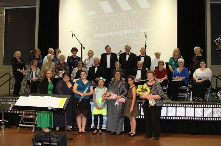 The Prattville Community Chorus will perform at the Doster Center April 20-21. (Contributed)