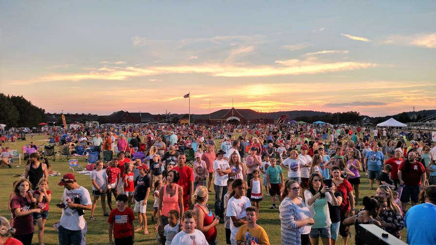 Jacksonville's Jax Fest. (Contributed)