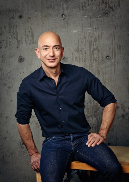 Amazon CEO Jeff Bezos (Amazon)