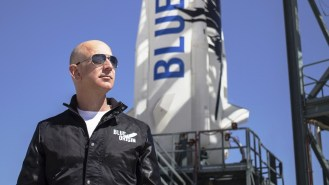 Blue Origin, owned by Amazon founder Jeff Bezos, is building a rocket engine plant in Huntsville. (Blue Origin)